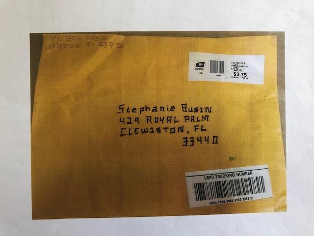 Zip It Envelope