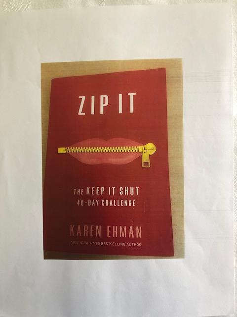Zip It Front